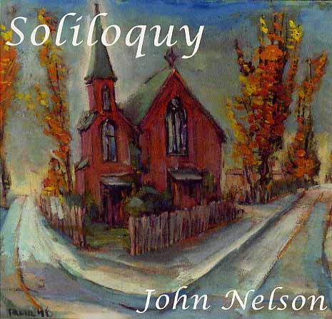 Soliloquy CD cover
